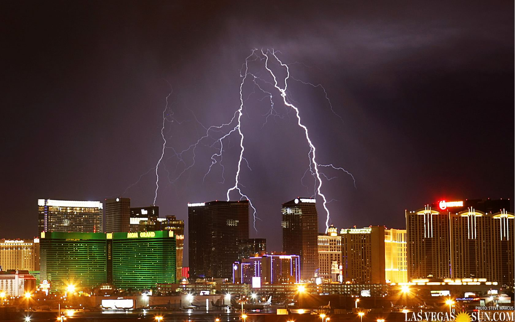 Las Vegas Weather Conditions And Forecast Las Vegas Sun News